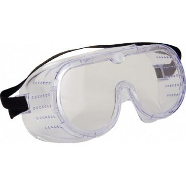 OX-ON Basic Eyewear Goggle Clear suojalasit
