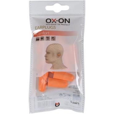 OX-ON Comfort korvatulpat