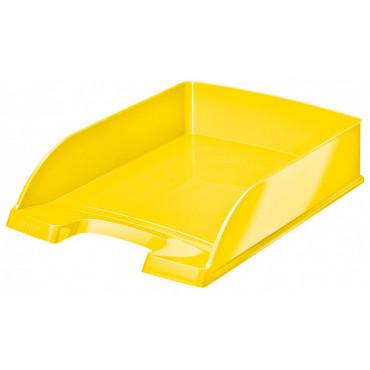 Leitz lomakelaatikko Plus WOW A4 keltainen