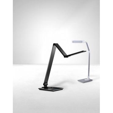Stoo® LED valaisin valkoinen/hopea