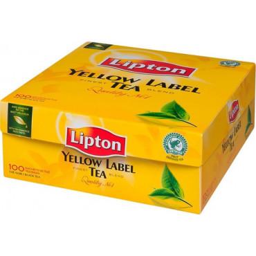 Tee Lipton Yellow Label 100pss
