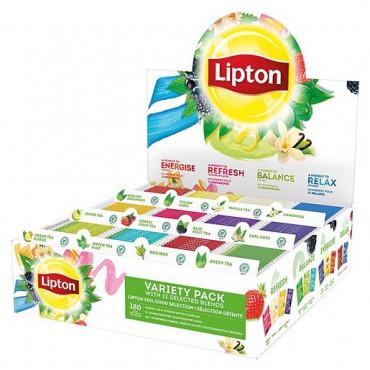 Tee Lipton 12x15/300g lajitelma