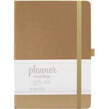 Planner-muistikirja, kulta