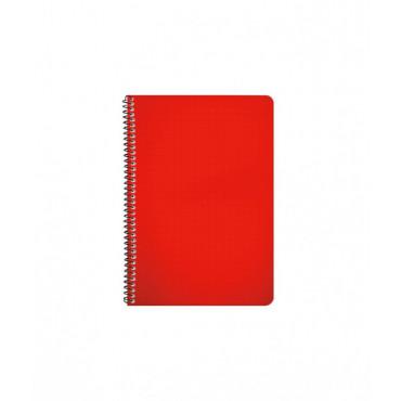 Kierrevihko A5/80 punainen