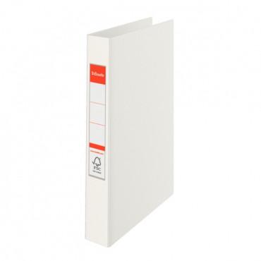 Esselte Vivida Rengaskansio A4 25mm valkoinen