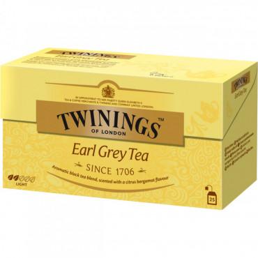 Tee Twinings Earl Grey 25pss