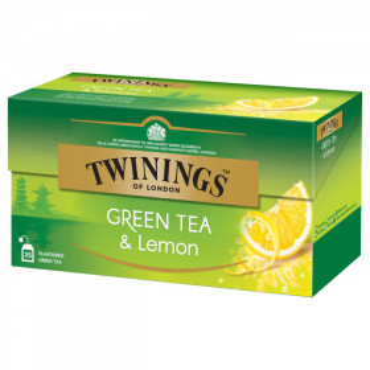 Tee Twinings Sitruunavihreä