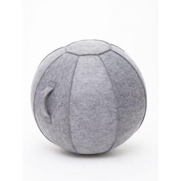 Stoo® Active Ball 65 cm tummanharmaa