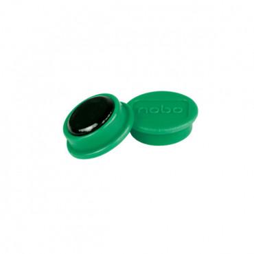 Nobo magneetit 24mm vihreä (10)