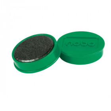 Nobo magneetit 32mm vihreä (10)
