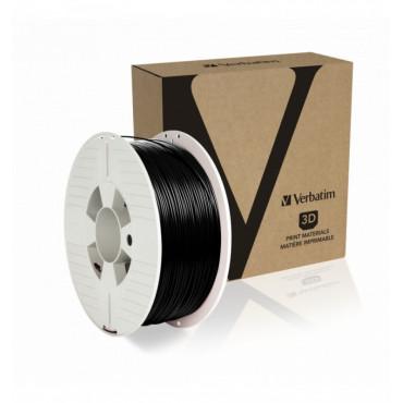 Verbatim 3D printer filament 1,75mm black 500g