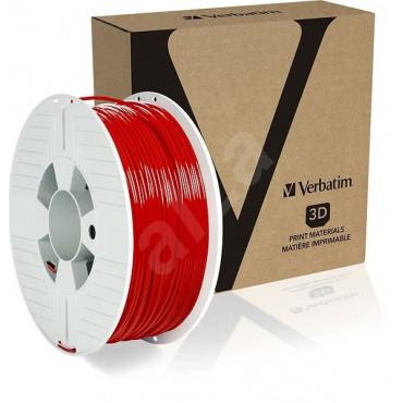 Verbatim 3D printer filament 2,85mm red 1kg