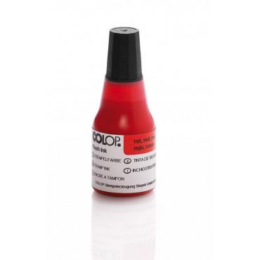 Colop EOS-väri 25ml punainen