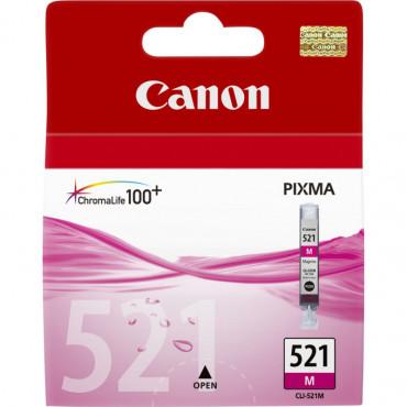 Canon CLI-521m mustepatruuna 9 ml punainen