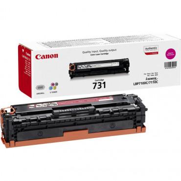 Canon 731 värikasetti punainen