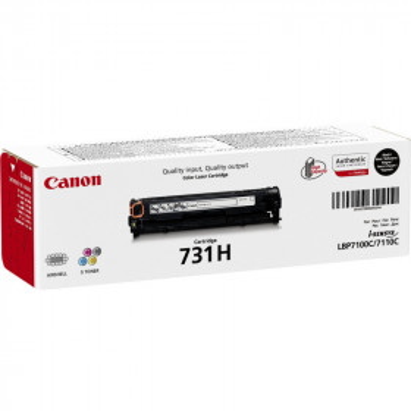 Canon 731H värikasetti musta