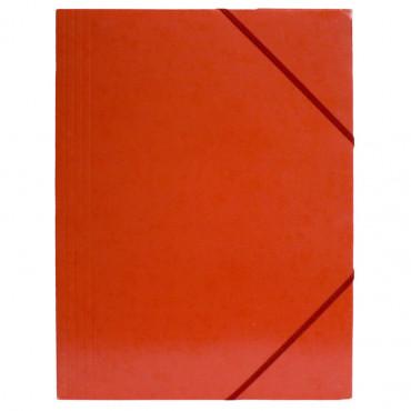 Kulmalukkosalkku A4 punainen
