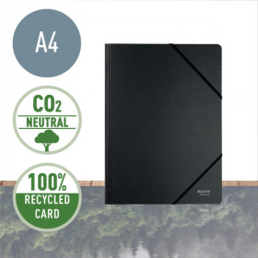 Leitz Recycle kuminauhakansio A4 krt musta