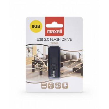Maxell USB 8GB venture, muistitikku 10 kpl ERÄ