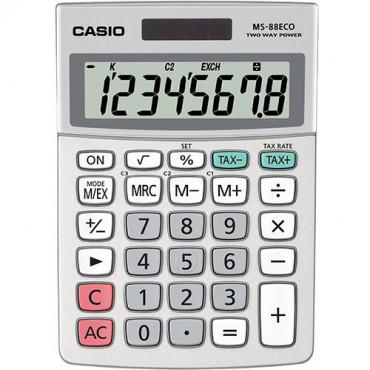 Casio MS-88 ECO pöytälaskin