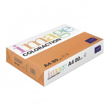 Image Coloraction A4/80g, oranssi / Amsterdam/ Deep Orange