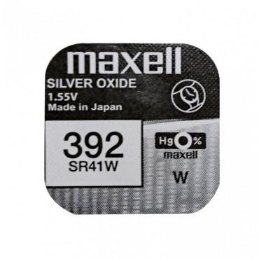 Maxell paristo SR41W 1-pack
