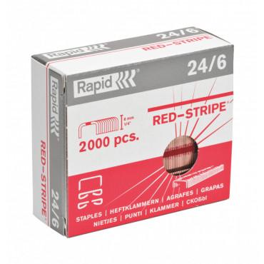 Nitomanasta Rapid Red-Stripe 24 6 kupari, 2000 ltk