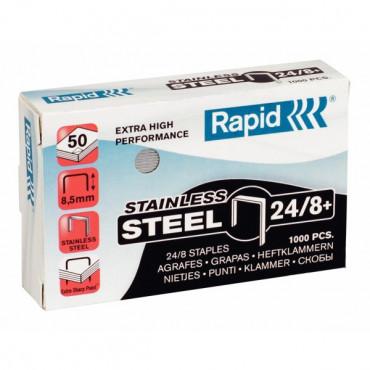Nitomanasta Rapid SuperStrong 24 8+mm galvanoitu, 5000 ltk