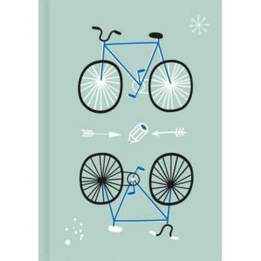 Muistikirja A5, Bike