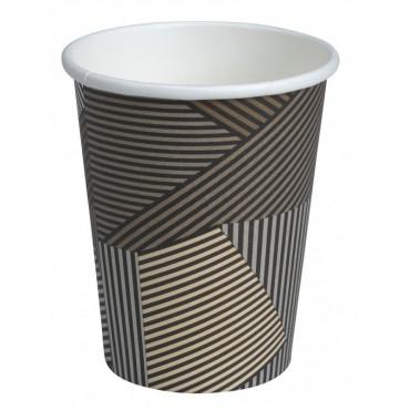 Gastro-Line kahvikuppi 24cl kartonki ruskea (50)
