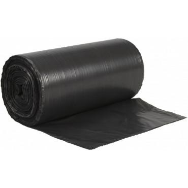 Roskapussi 30L musta 10my (50)