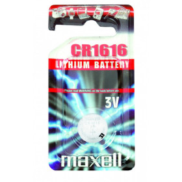 Maxell paristo CR 1616 1-pack
