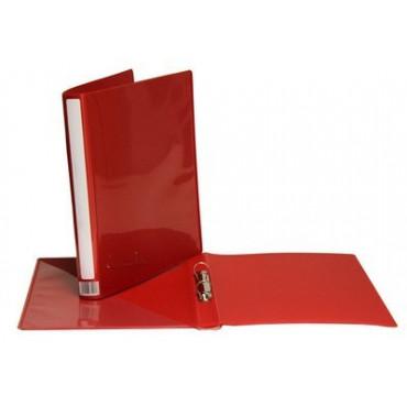 Minimappi A4 20mm punainen