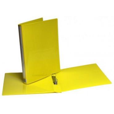 Minimappi A4 20mm keltainen