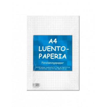 Luentopaperi A4/100
