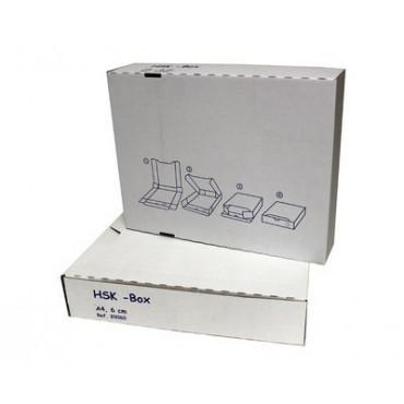 Arkistoboxi A4/6cm