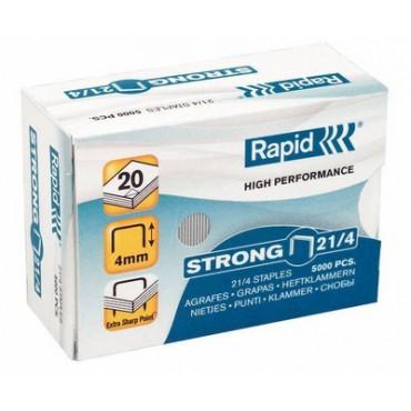 Rapid niitit Strong 21/4 Galv. (5000)