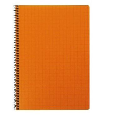 Kierrevihko A4/80 oranssi